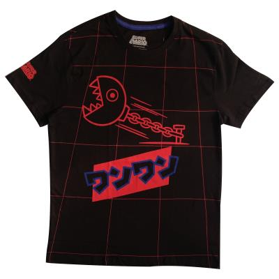 Men's Super Mario Chain Chomp T-Shirt (76828)
