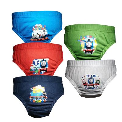 Boys Thomas and Friends 5 Pack Pants / Briefs (76913)