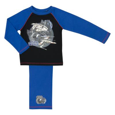 Boys Star Wars millennium Falcon Pyjamas (69592)