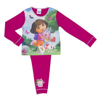 Girls Dora the Explorer Pyjamas (71016)
