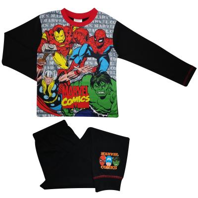 Boys Marvel Comics Avengers Pyjamas (76880)