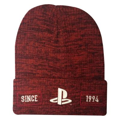 Mens Playstation Roll-up Beanie (76888)