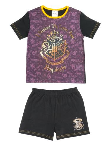 Girls Harry Potter Shortie Pyjamas (74814)
