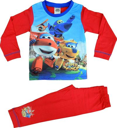 Boys Super Wings Pyjamas (76114)