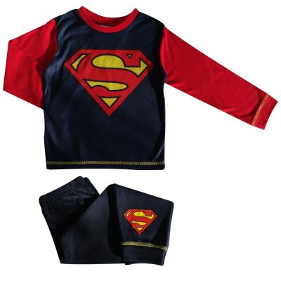 Boys Toddler Superman Emblem Pyjamas (76862)