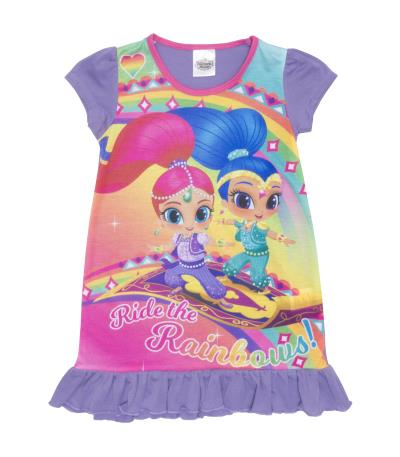 Girls Shimmer & Shine Nightie (74787)