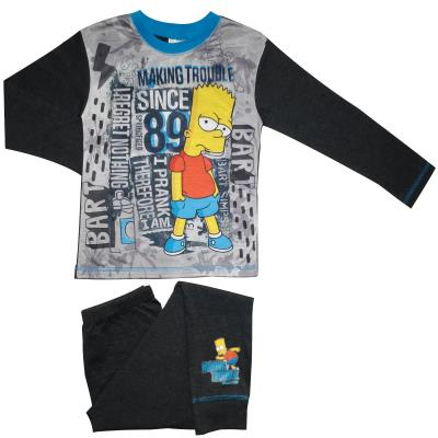 Boys Bart Simpson Pyjamas (76785)