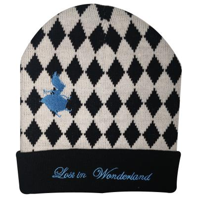 Women's Alice in Wonderland Beanie (76893)