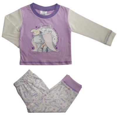 Baby Girls Dumbo Pyjamas (76965)