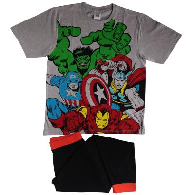 Mens Marvel Avengers Pyjamas (76822)