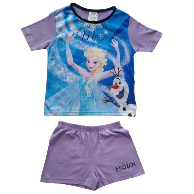 Girls Frozen Shortie Pyjamas (76812)