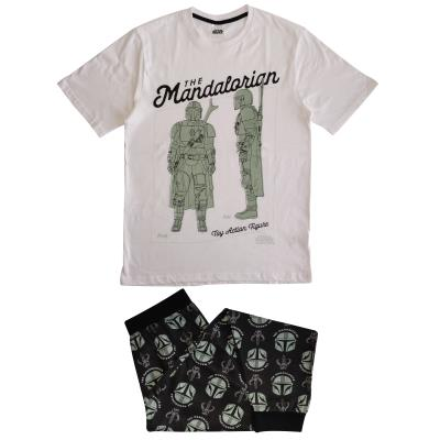 Mens The Mandalorian Pyjamas (76932)