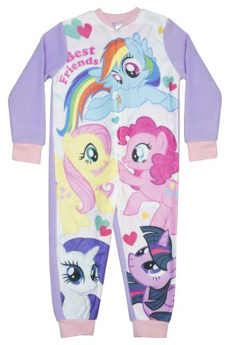 Girls My Little Pony Fleece Onesie (72270)