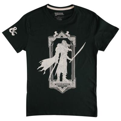 Dungeons and Dragons T Shirt - Men's - Drizzt Design (77011)