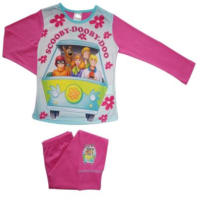 Girls Scooby Doo Pyjamas (76797)