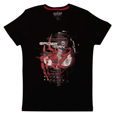 Spider-Man - Miles Morales Head - Men's T-Shirt (76941)
