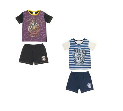 Girls 2 Pack Harry Potter Shortie Pyjamas (74815)
