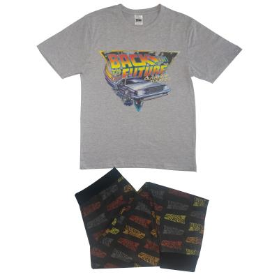 Mens Back to the Future Pyjamas (76921)