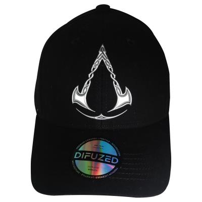 Men's Assassins Creed Valhalla TPU Symbol Baseball Cap (76899)