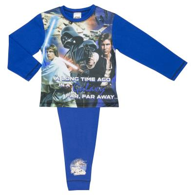 Star Wars A Long Time Ago Boys Pyjamas (76856)