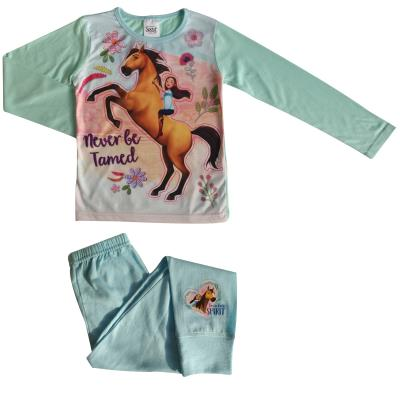 Girls Spirit Never Be Tamed Pyjamas (76869)