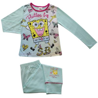 Girls Sponge Bob Squarepants Pyjamas (76840)
