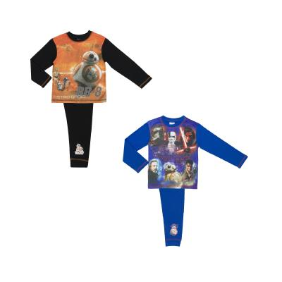 Boys 2 Pack Star Wars The Last Jedi Pyjamas (72293)