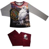 Girls Harry Potter 'Hogwarts Awaits' Pyjamas