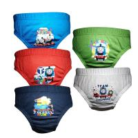 Boys Thomas and Friends 5 Pack Pants / Briefs