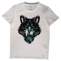 Assassin's Creed T-Shirt - Men's Valhalla Wolf Design