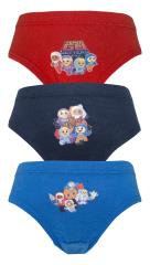 Boys Go Jetters 3 Pack Pants / Briefs