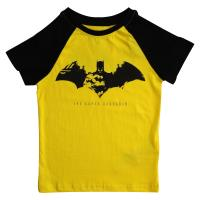 Boys Batman T Shirt - Caped Crusader
