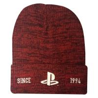 Mens Playstation Roll-up Beanie