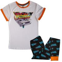 Ladies Back to the Future Pyjamas