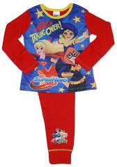 Girls DC Superhero Girls Pyjamas