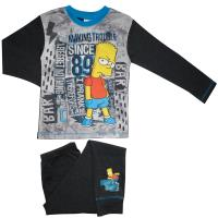 Boys Bart Simpson Pyjamas