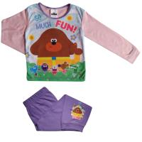 Girls Hey Duggee 'So Much Fun' Pyjamas