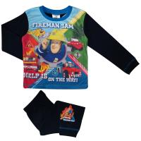 Boys Toddler Fireman Sam Pyjamas