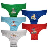 Boys Paw Patrol 5 Pack Pants / Briefs