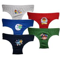 Boys Hey Duggee 5 Pack Pants / Briefs