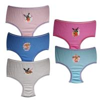 Girls Bing 5 Pack Pants / Briefs