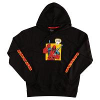 Deadpool Hoodie - Men's - Crazy Bad Things Design