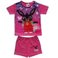 Girls Bing Shortie Pyjamas