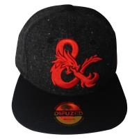 Men's Dungeons and Dragons Snapback Cap